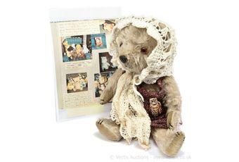 """Pinky Bear"", ""China White"" (Pinky's toy bear) and"