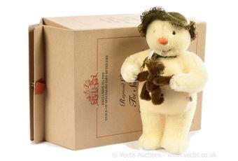 "Steiff Raymond Briggs The Snowman ""Dancing"