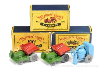 Matchbox Regular Wheels 2 x 2b Muir Hill Site Dumper