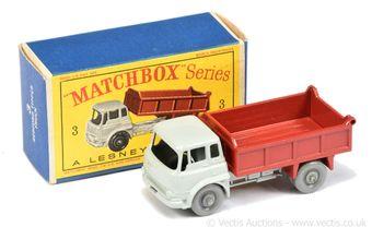 Matchbox Regular Wheels 3b Bedford TK Tipper Truck