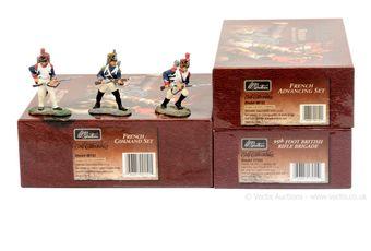 Britains, Napoleonic Wars Series, comprising: Set 17255