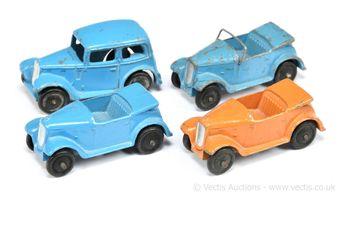 Dinky 35a Saloon Car
