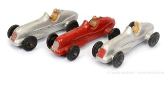 Dinky 35b (200) Racer group to include red