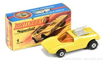 Matchbox Superfast 1b Mod Rod