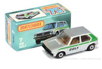 Matchbox Superfast 7c Volkswagen Golf