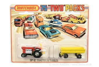Matchbox Superfast Twin Pack TP-2 containing