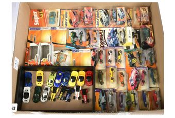 Matchbox Superfast mixed group of blister pack models to include
