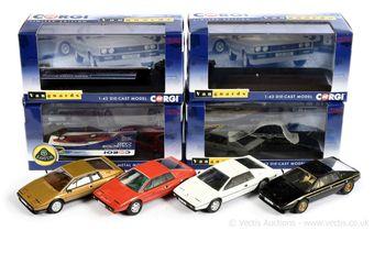 Corgi Vanguards (1) CC57101 Lotus Esprit S1
