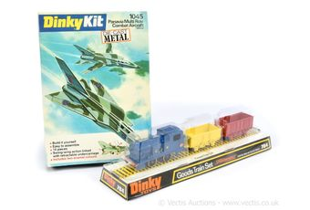Dinky pair of ex-shop stock models taken from factory trade packs