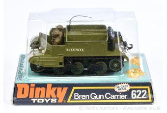 Dinky 622 Bren Gun Carrier
