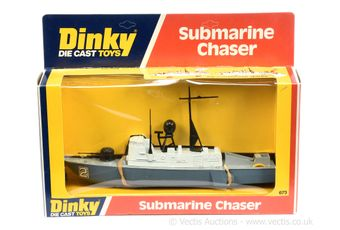 Dinky 673 Submarine Chaser