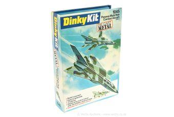 Dinky 1045 Panavia Multi Role Combat Aircraft metal kit