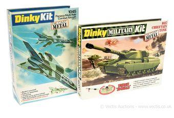 Dinky pair of Metal Kits