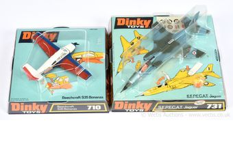 Dinky pair of Aircraft