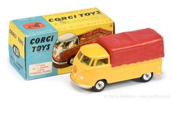 Corgi 431 Volkswagen Transporter Pick-up Truck