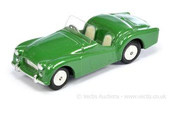 Corgi 301 Triumph TR2 Sports Car