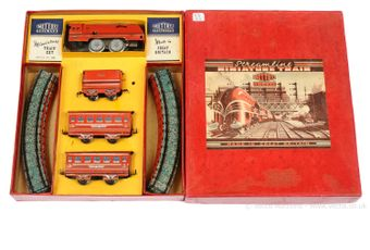 Mettoy Railways (UK) 5702 Miniature Train Set