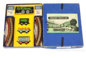 Mettoy Playthings (UK) 5722 Miniature Train Set