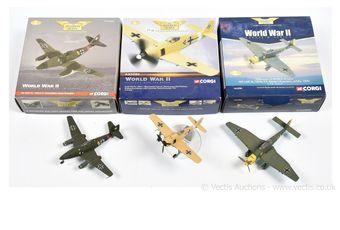Corgi Aviation Archive 1/72nd scale World War II Aircraft