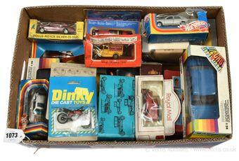Corgi, Bburago, Hot Wheels and other boxed models