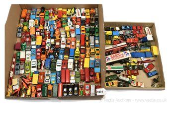 Matchbox, Corgi Juniors, Siku and other miniature diecast