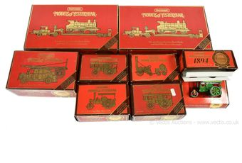 Matchbox Models of Yesteryear a group of Limited Edition Collectables