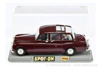 Triang Spot-on No.260 Royal Rolls Royce - maroon
