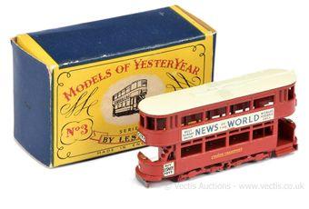 Matchbox Models of Yesteryear Y3 1907 London