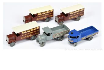 Matchbox Models of Yesteryear unboxed group of 1st Series models