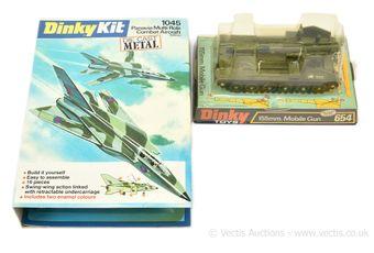 Dinky pair of Military models