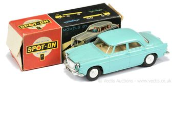 Triang Spot-On 157/SL Rover 3 litre - pale turquoise