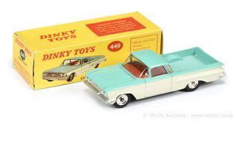 Dinky Toys 449 Chevrolet El Camino Pick-up Truck