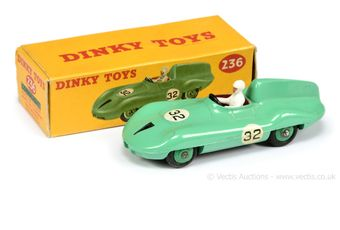 Dinky Toys 236 Connaught Racer