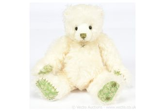 All Bear Snowdrop artist designed teddy bear
