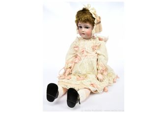 Simon & Halbig / Kammer & Reinhardt bisque child doll