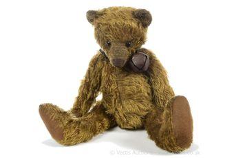 Memory Lane Bears Albert artist designed teddy bear by Sue Lain,