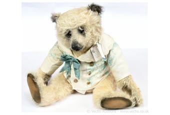 Portobello Bear Company Darling Bobby large artist designed teddy