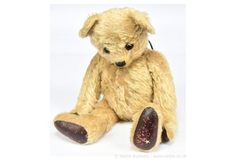 Forget Me Not Uncle Dudley artist designed teddy bear