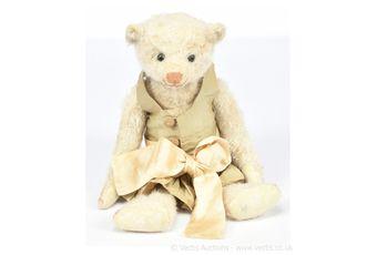 Forget Me Not Thalia artist designed teddy bear