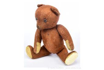 Hamiro (Czechoslovakia Soviet-era) vintage teddy bear