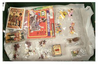 Mattel Bluebird Polly Pocket miniature plastic figures