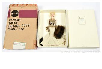 Mattel Capucine Silkstone Barbie doll, 2002