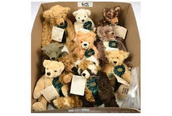 Hermann-Spielwaren 1902-2002 Teddy Bear's Centennial The Teddy