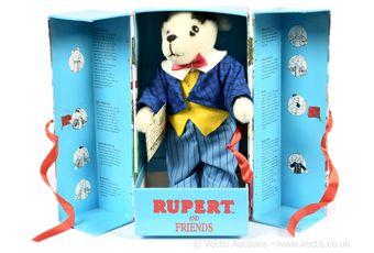 Merrythought Rupert the Bear and Friends Bill Badger