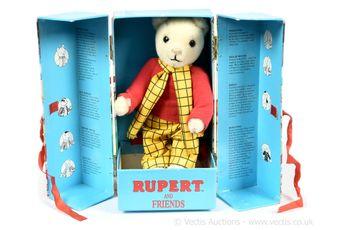 Merrythought Rupert the Bear and Friends Rupert Bear