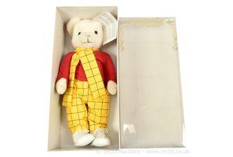 Merrythought Rupert the Bear