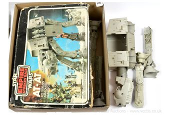 Palitoy Star Wars The Empire Strikes Back vintage AT-AT Walker,