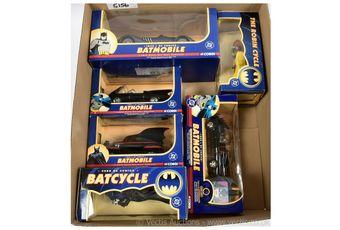 Corgi Batman 1:18 scale die-cast model