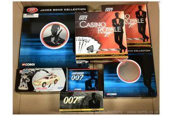 Corgi James Bond 007 Casino Royale CC99193 Aston Martin DB5