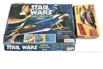 Palitoy Star Wars Destroy Death Star game, Fair